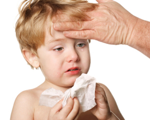 bronchiolitis in children