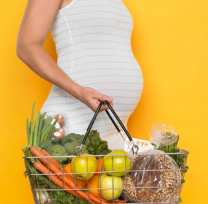 feeding during pregnancy