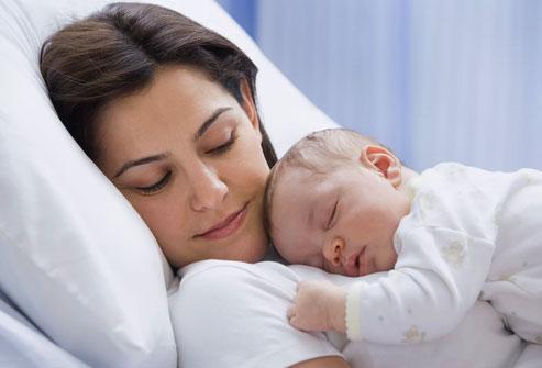 take care of a newborn