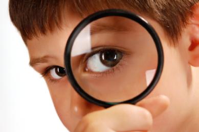 child vision