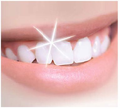 maintain white teeth