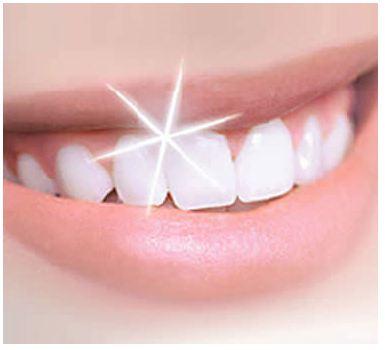 maintain white teeth