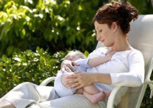 breastfeeding problem