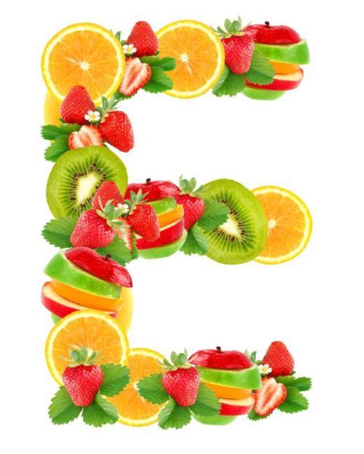 consume vitamin E