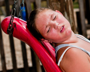heat stroke in children
