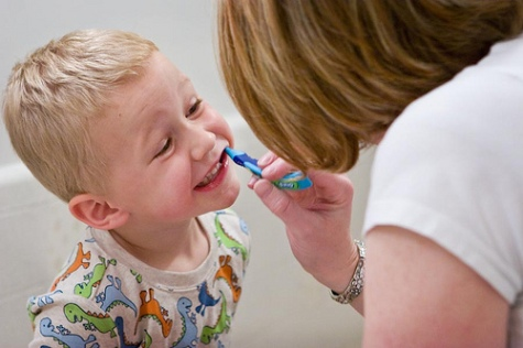 child oral health