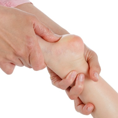 soft tissue injuries of the foot