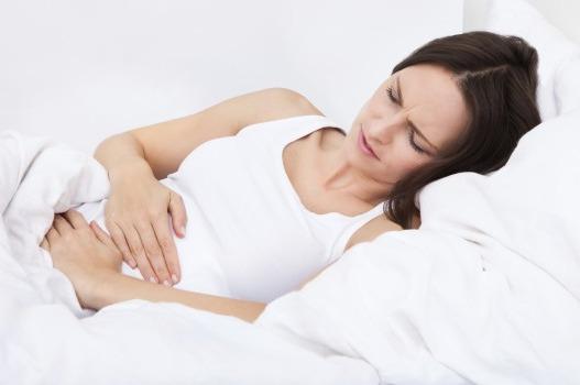 alleviate stomach pain