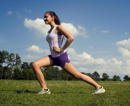 path to healthier lifestyle