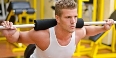 breathe when lifting weights