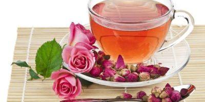 drinking rose water