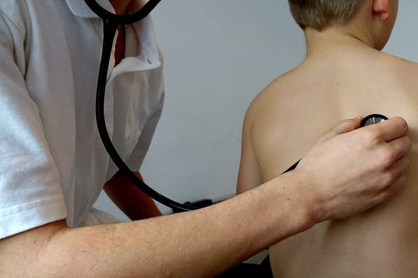 mucus in children